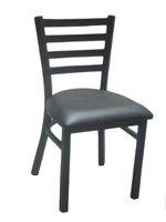 The Regent Steel Chair