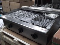 New 3 Burner Char Broiler (3343)