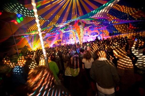Second hand big top for sale