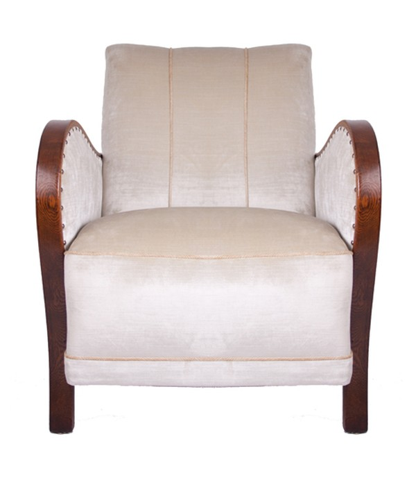 French 1940's Armchairs