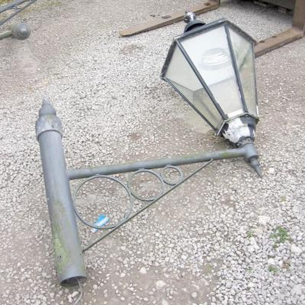 Large Old Style Lamp