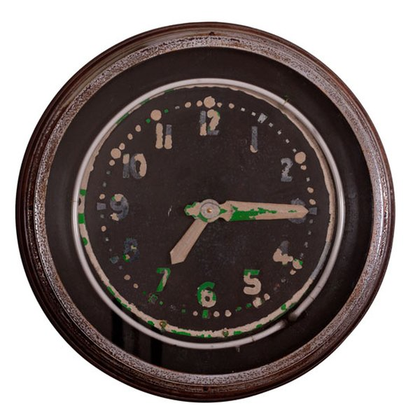 Industrial Vintage Factory Clock