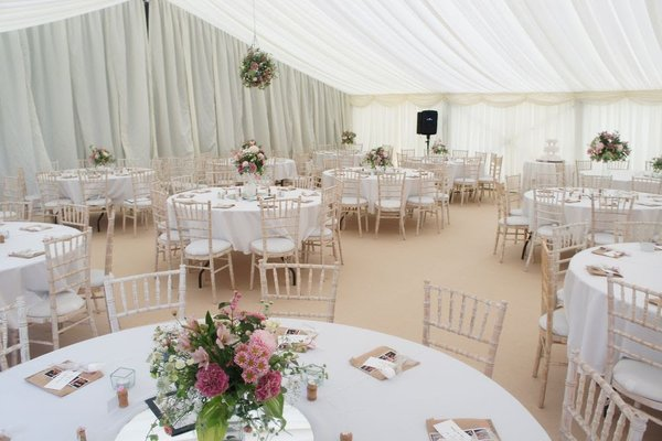 12m Ivory Drop Curtain/Reveal Curtain