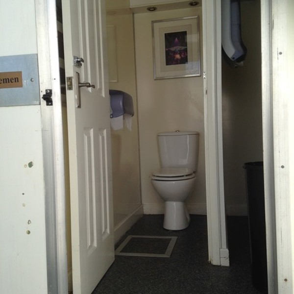 2 Plus 1 Luxury Toilet Trailer