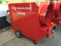 Jumbo 200 Heater