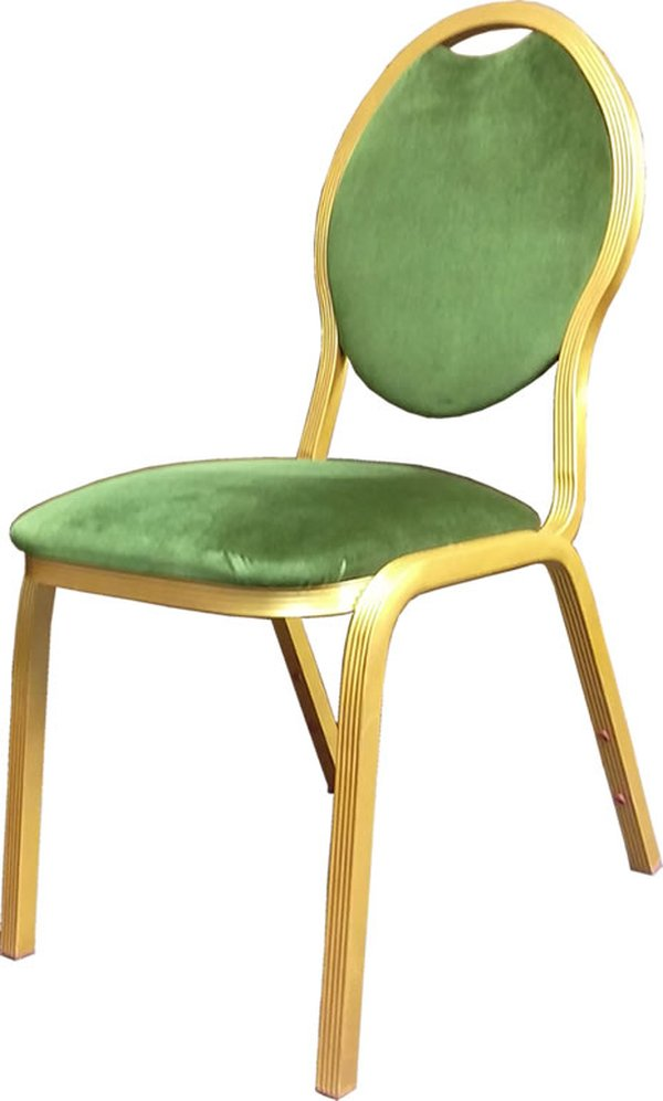 Dark Green Banqueting Chairs