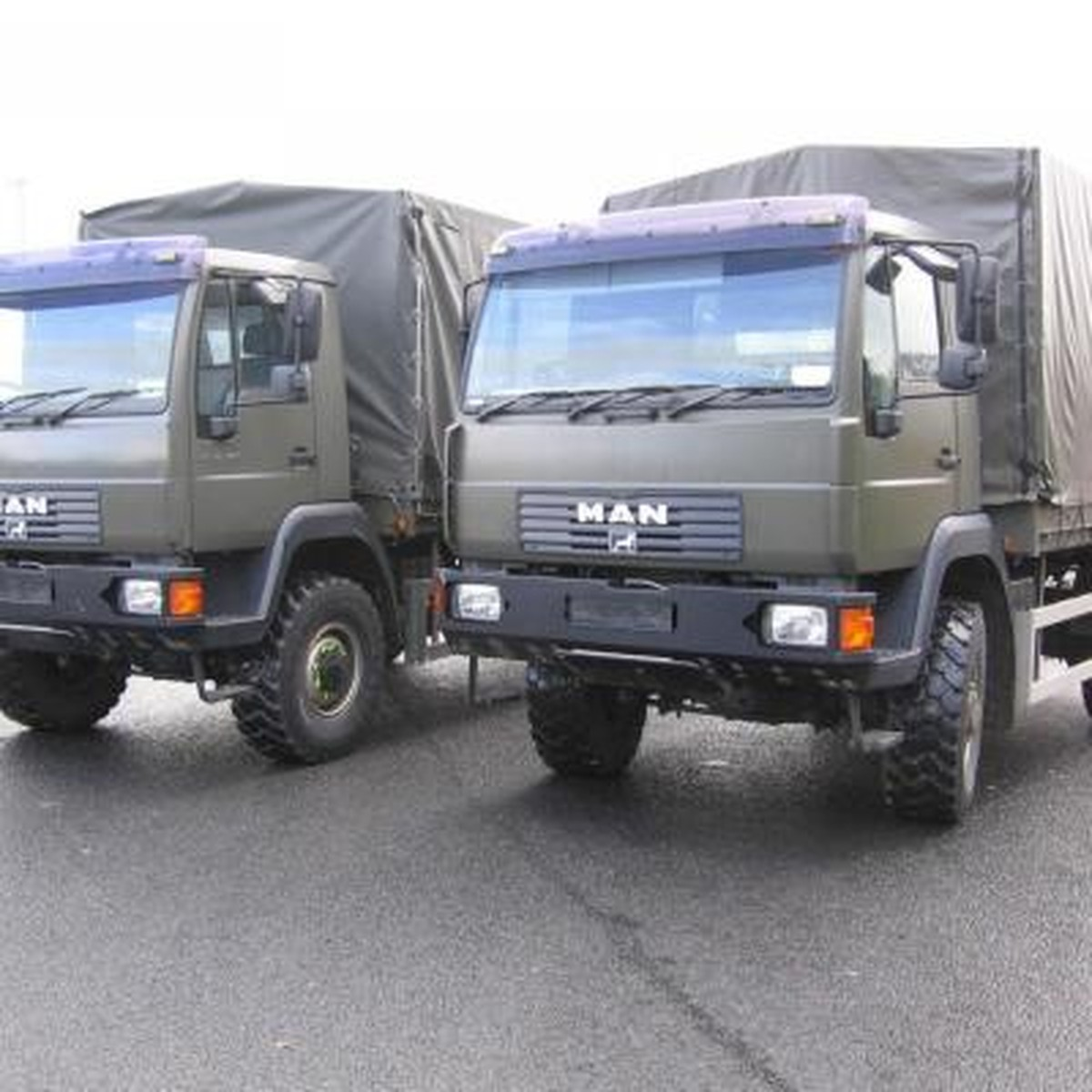 Catering Vans For Sale >> Secondhand Lorries and Vans | 4 x 4 and Off Road | MAN 4x4 10.185 Ideal Expedition Camper ...