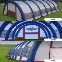 Inflatable Football / Rugby Dome