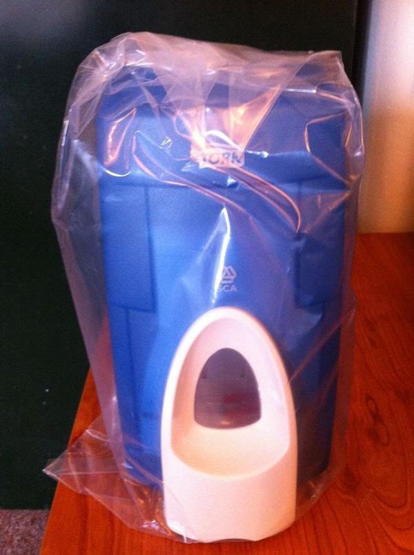New Tork Foam Soap Dispensers