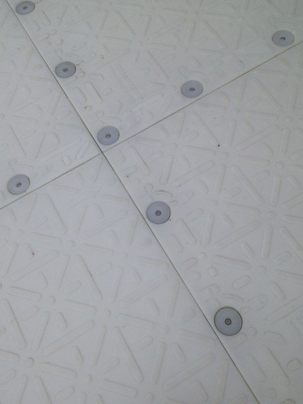 "Marquee Terracover""V"" Flooring"