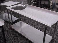 Stainless Steel  Single Sink  (3376)