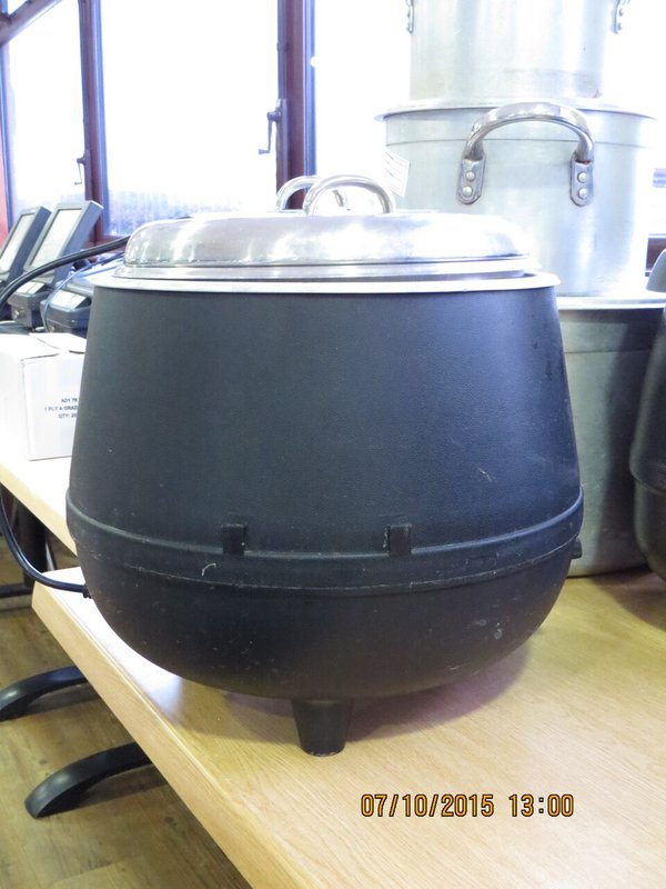Zodiac Electric Soup Kettle