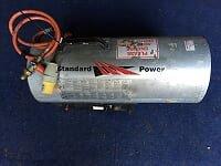 Standard power Heata G40