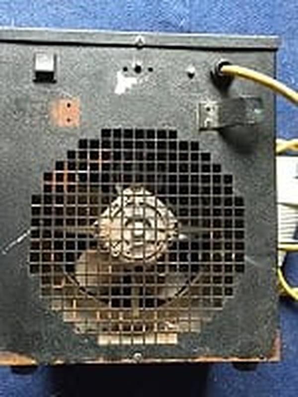 Industrial Fan Heater