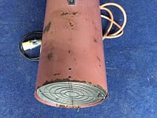 Sealey LPG Rocket Heater - North Wales