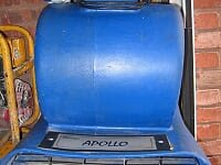Ebac Apollo Turbo Carpet/Floor Dryer