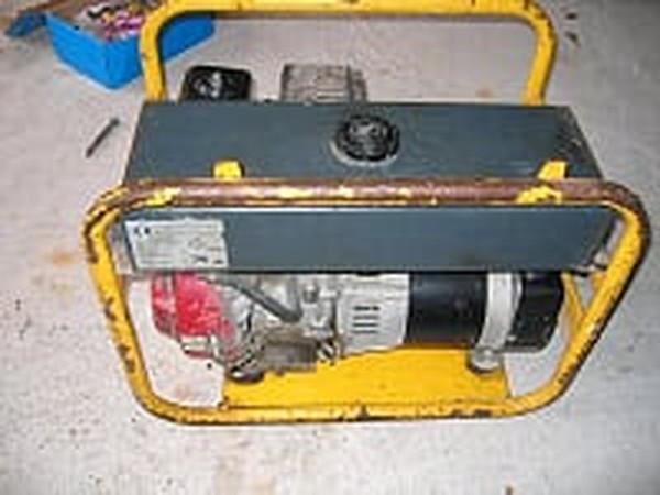 Harrington 3KVA Generator