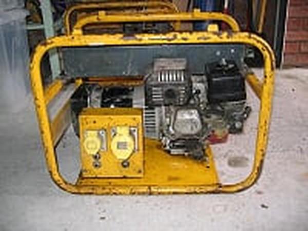 Harrington 3KVA  Petrol Generator