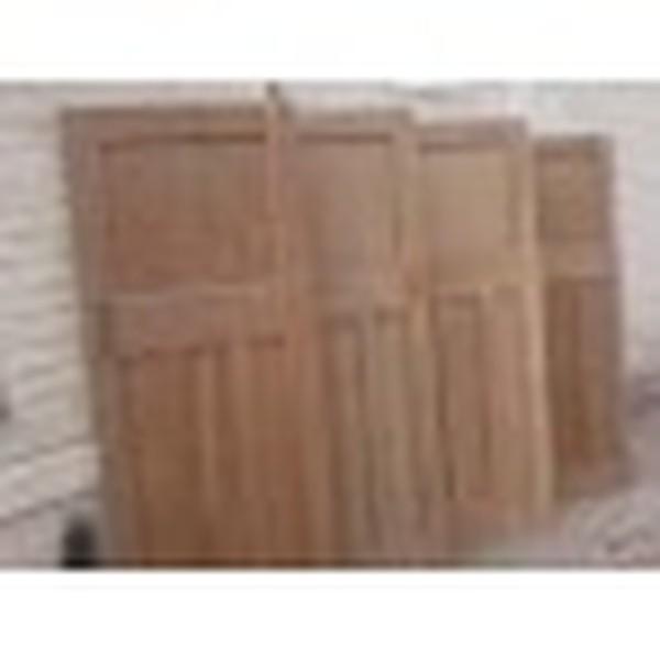 4 x Original 1930's Stripped Pine Doors set