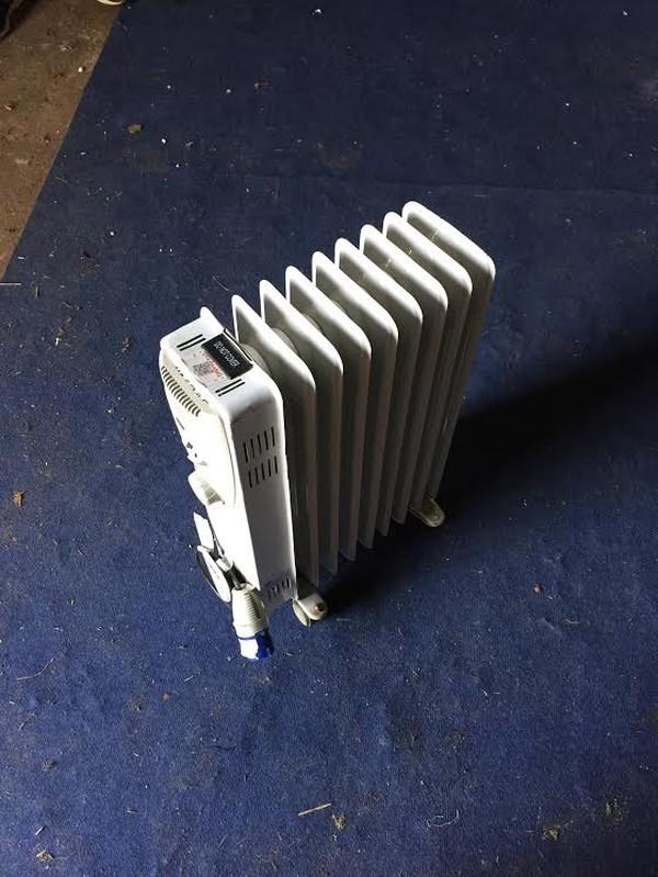 Oil Filled Radiator, 240V