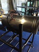 LPG direct heater