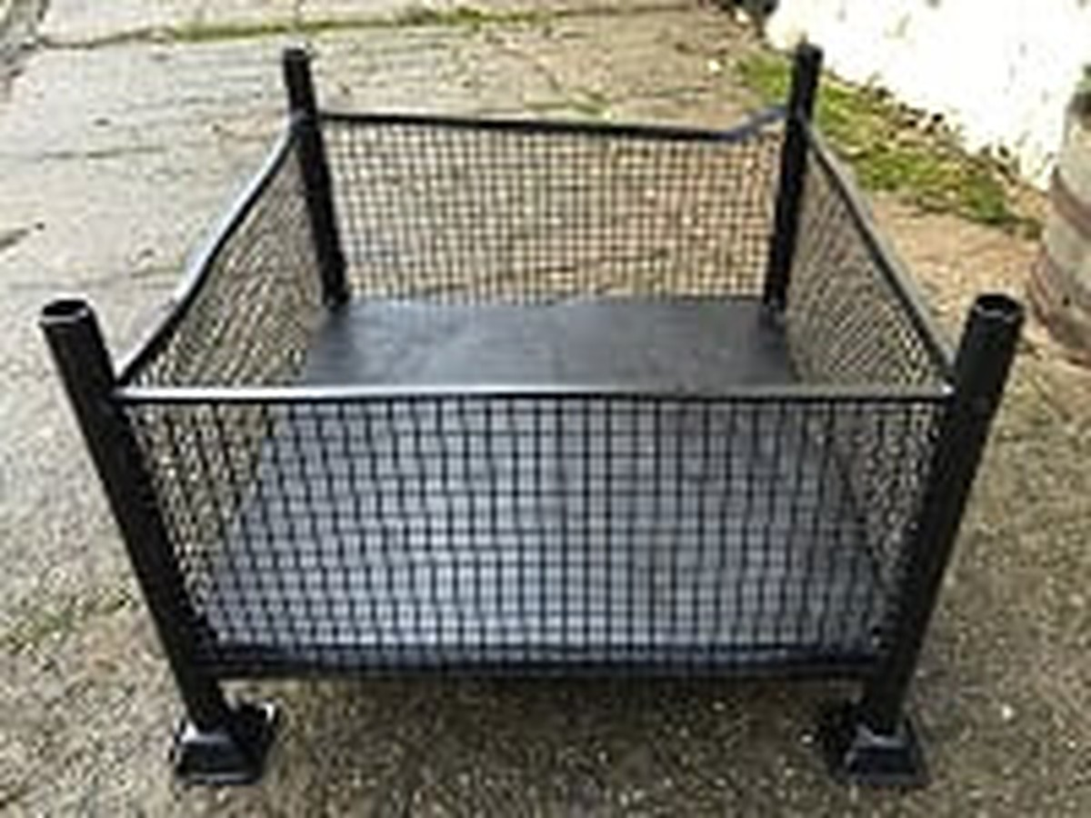 Secondhand Plant Tools and Equipment | Bins - Stillages ...