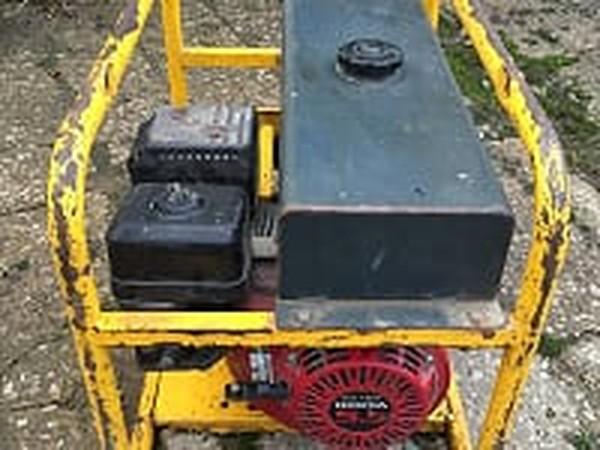 Harrington 3KVA - Petrol Generator, North Wales