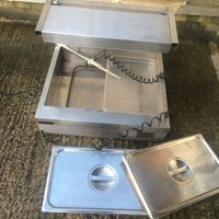 Heated Display Unit Bain Marie