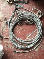 9m & 12m Marquee Marquee Framework Tensioning Roof Cross-wires