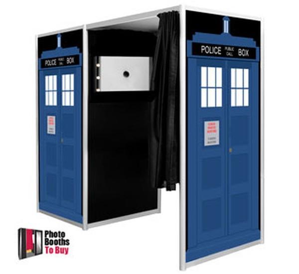 Dr. Who - Police Call Box - Tardis