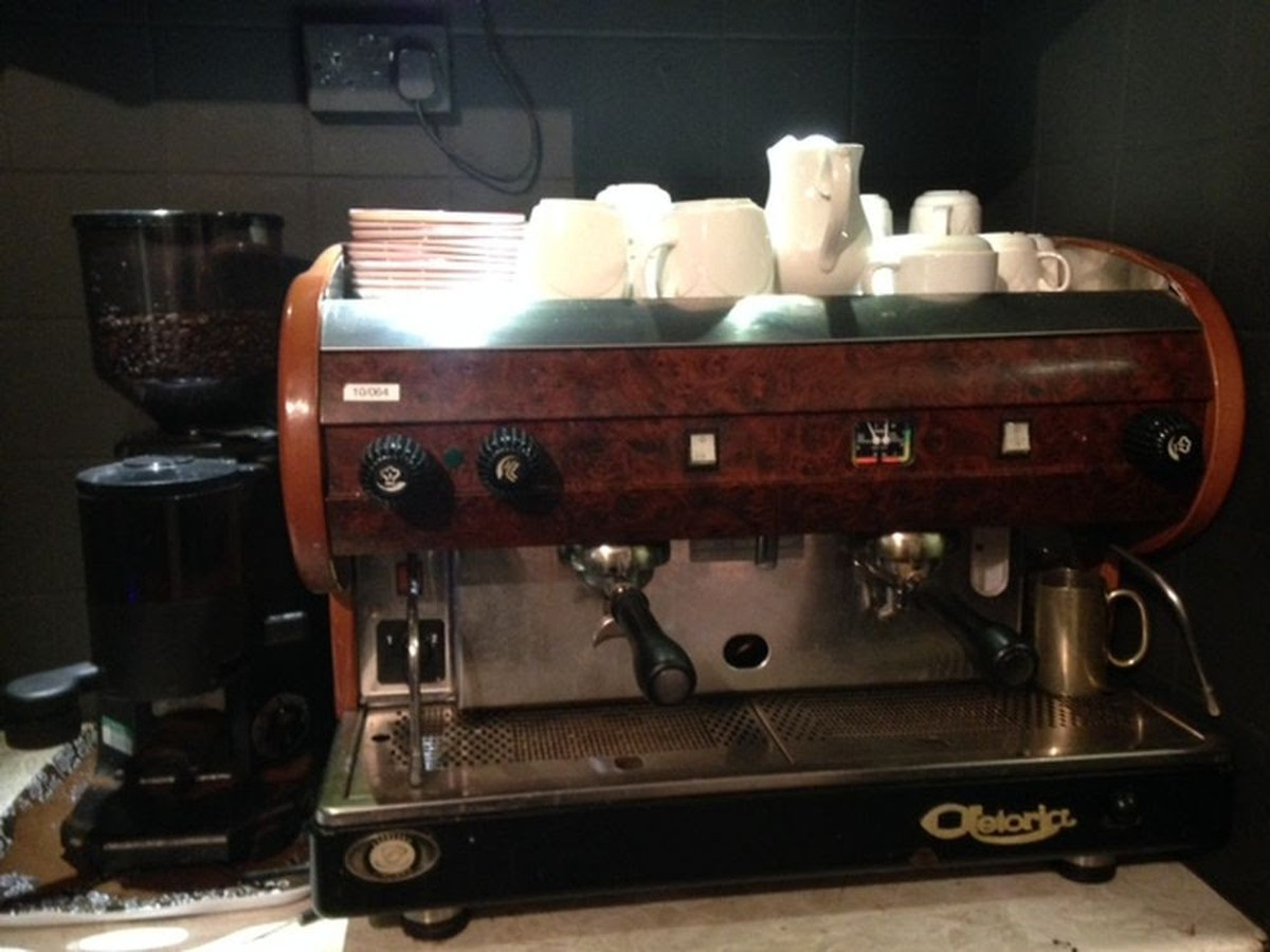 Espresso Coffee Machine 2 Grade Astoria Italian Nottinghamshire