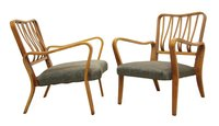 Mid Century Chairs by Eric Lyons c1948