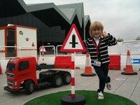 Children's Driving School Attraction