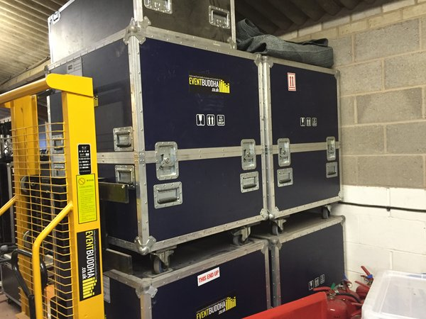 Large Flightcases - Cheshire