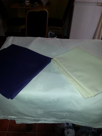 Napkins and Tablecloths