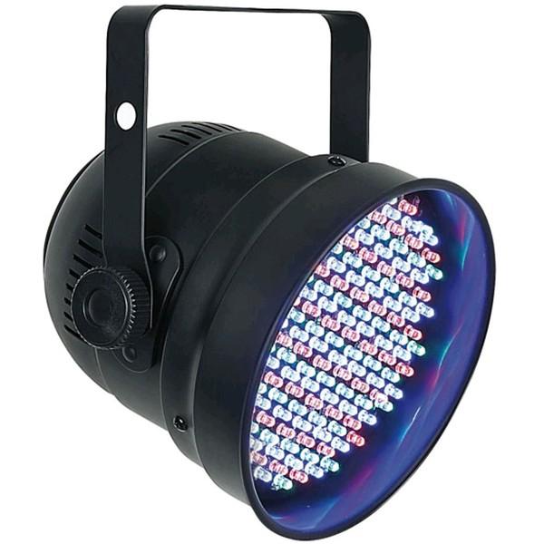 LED Par 56 cans, black