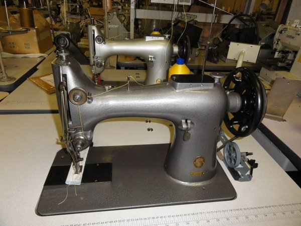 132k6 singer heavy duty waling foot sewing machine