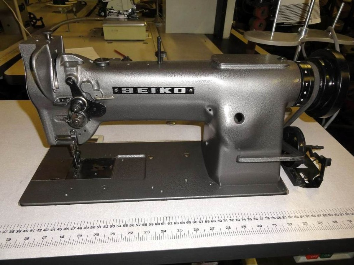 Curlew Secondhand Marquees Industrial Sewing Machines