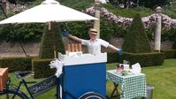 Ice Cream Trikes and Vintage Props Hire Business For Sale