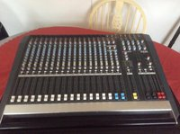 Allen & Heath PA Mixing Desk