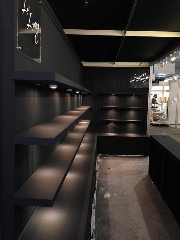 Self Build Modular Exhibition Stand
