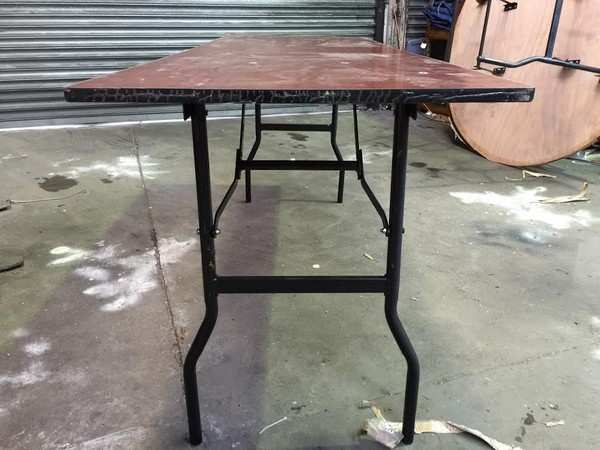 Secondhand Chairs And Tables Folding Tables 20x 6ft