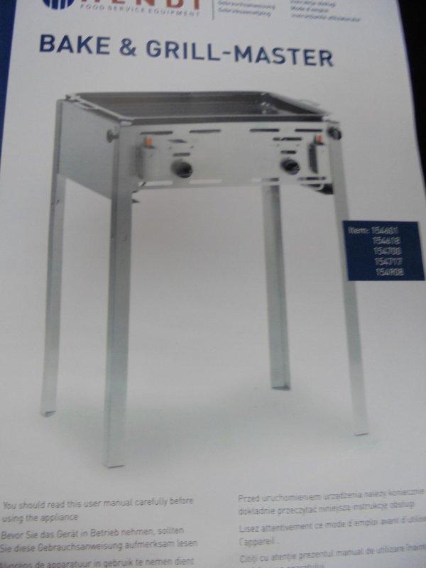 New Grill Master BBQ (3562)