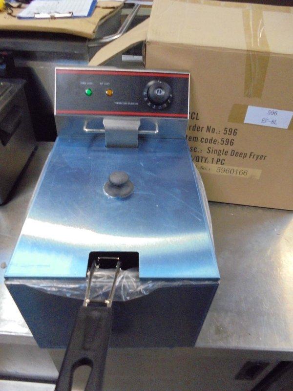 New Table Top Single Fryer(3568)
