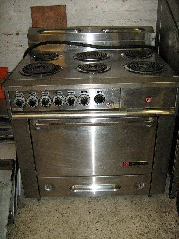 Garland 696 Electric Range