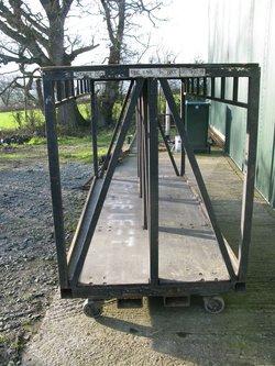 Heavy Duty Set Cart for Storage/Transport