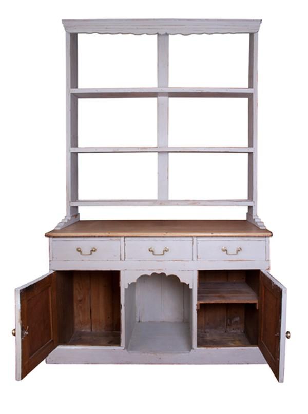 Pine Painted Dresser