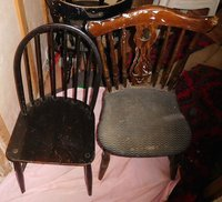 40x Mixed Pub Style Chairs