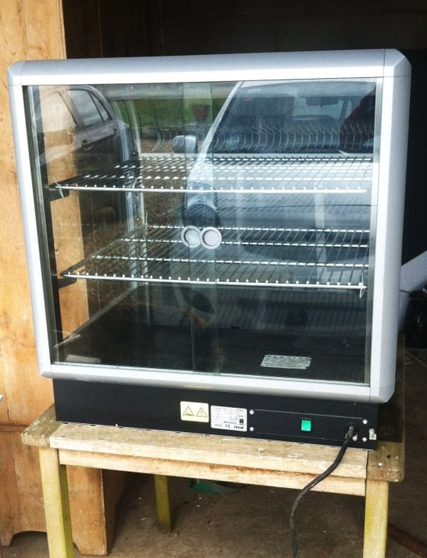 Lincat Ambient Display Cabinet