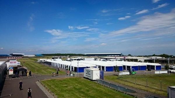 60 4m X 6m (3m bays) Genuine Roder UK Tents
